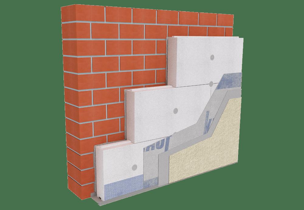 WDVS Wärmedämm-Verbundsysteme