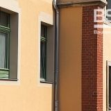 WDVS Wärmedämmung Klinkerfassaden Sanierung - Nachher