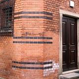 Klinkerfassaden Sanierung Klinkeraustausch- und Sanierung - Vorher